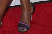 Octavia Spencer Peep Toe Pumps