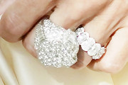 Celine Dion Diamond Ring