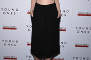 Elle Fanning Pencil Skirt