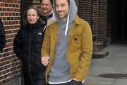 Ryan Lewis Fitted Jacket