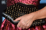 Natalie Massenet Studded Clutch