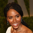 Jada Pinkett Smith Long Cornrows