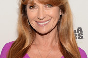 Jane Seymour Long Straight Cut with Bangs