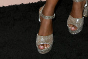Ryan Michelle Bathe Platform Sandals