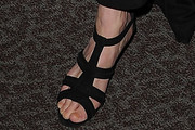 Jeanne Tripplehorn Strappy Sandals