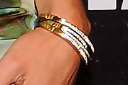 Jennifer Beals Bangle Bracelet
