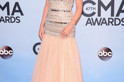 Jennifer Nettles Evening Dress