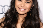 Jessica Sanchez Half Up Half Down