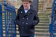 John C. Reilly Pea Coat