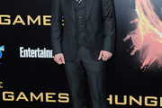 Josh Hutcherson Men's Suit