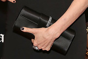 Carol Alt Satin Clutch