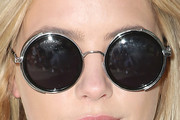Ashley Benson Round Sunglasses