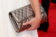 Francesca Hull Quilted Clutch