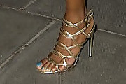 Tolula Adeyemi Strappy Sandals