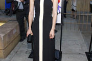 Zoe Kazan Evening Dress