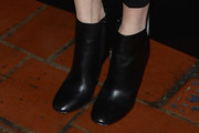 Minnie Driver Ankle Boots