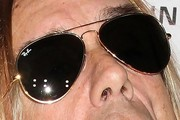 Iggy Pop Aviator Sunglasses