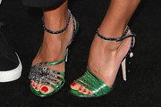Kelly Ripa Evening Sandals