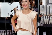 Karina Smirnoff Crop Top