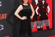 Kate Flannery Little Black Dress