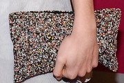 Madeline Zima Beaded Clutch