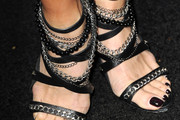 Kelly Hu Strappy Sandals
