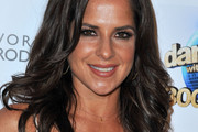 Kelly Monaco Long Wavy Cut