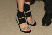 Nicole Colovos Evening Sandals