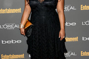 Amber Riley Evening Dress