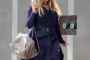 Kirstie Alley Shirtdress