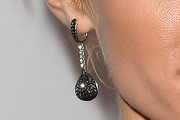 Kristin Cavallari Dangling Diamond Earrings