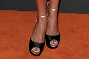 Kristin Chenoweth Evening Sandals