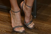 Kristy Hinze Strappy Sandals