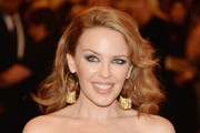 Kylie Minogue Long Wavy Cut