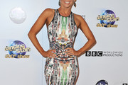 Kym Johnson Print Dress