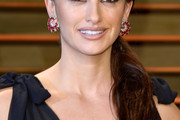Penelope Cruz Ponytail