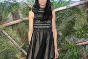 Famke Janssen Baby Doll Dress