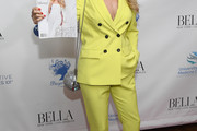 Christie Brinkley Pantsuit