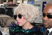 Lady Gaga Finger Wave