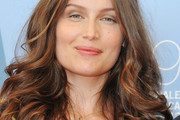 Laetitia Casta Long Wavy Cut