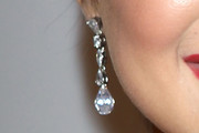 Lana Tailor Dangling Diamond Earrings