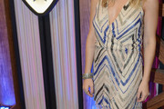 LeAnn Rimes Fishtail Dress