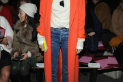 Leandra Medine Wool Coat