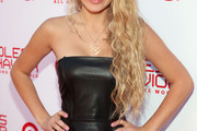 Lia Marie Johnson Peplum Top