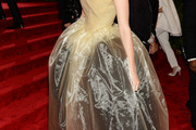 Lily Cole Evening Dress