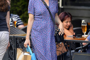 Liv Tyler Shirtdress