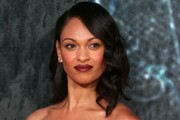 Cynthia Addai-Robinson Medium Curls