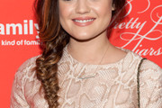 Lucy Hale Loose Braid
