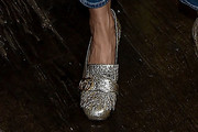 Embeth Davidtz Evening Pumps