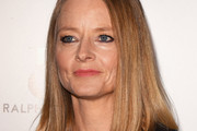 Jodie Foster Medium Straight Cut
